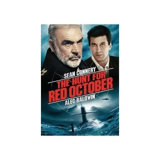 HUNT FOR RED OCTOBER (DVD) (WS/SPECIAL COLLECTORS EDITION)
