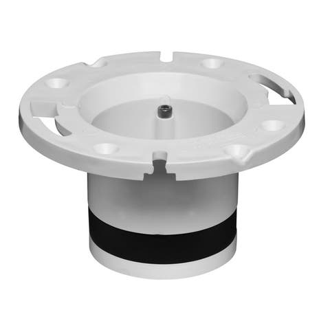Oatey 43539 PVC Replacement Closet Flange, 4""