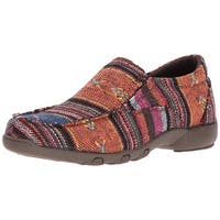 Roper Womens Johnnie Closed Toe Loafers - 9.5