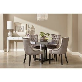 Link to Silver Mirrored Octagonal Dining Table Similar Items in Dining Room & Bar Furniture