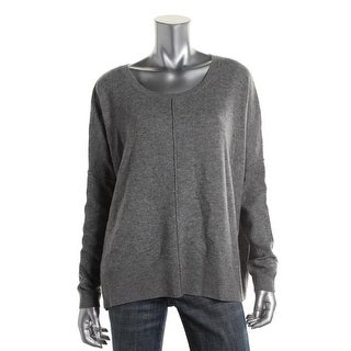 Joie Womens Narcisse Wool Heathered Pullover Sweater