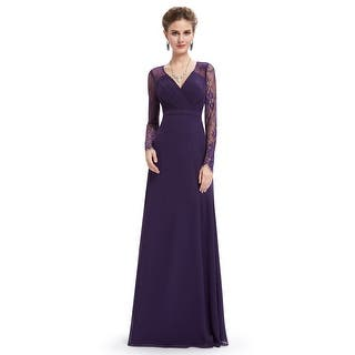 852dfcf8dec29 Buy Purple Evening   Formal Dresses Online at Overstock