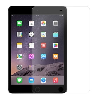 Plastic HD Anti-fingerprint Screen Protector Film 2 PCS for Ipad Mini 1/2/3