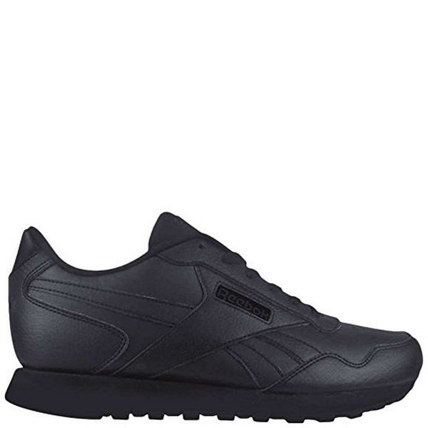 Reebok Womens Reebok Cl Harman Run, Black/Black