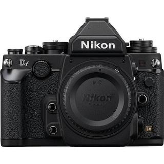 Nikon Df DSLR Camera (Body Only, Black)