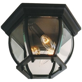 Craftmade Z433 Three Light Down Lighting Medium Outdoor Flush Mount Ceiling Fixture (2 options available)
