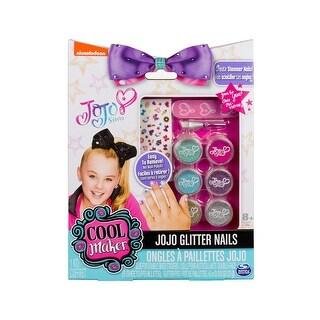 Cool Maker Jojo Siwa Glitter Nails