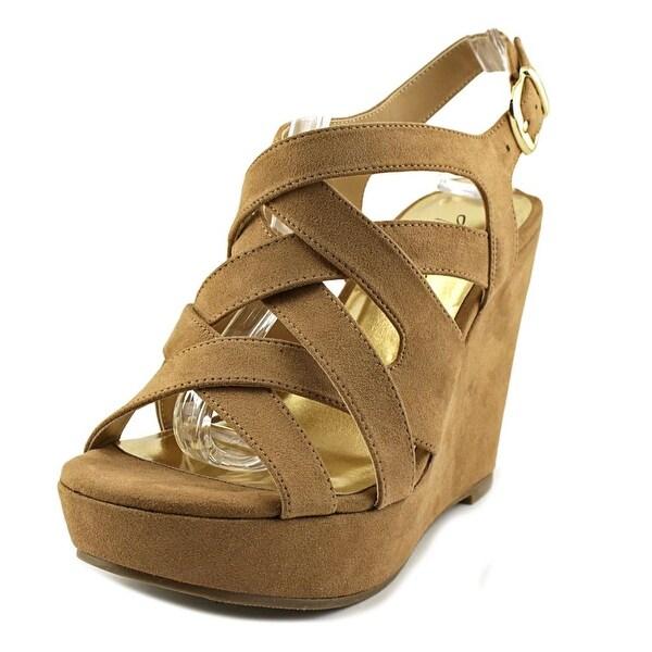 Thalia Sodi Maddora Women Tan Sandals