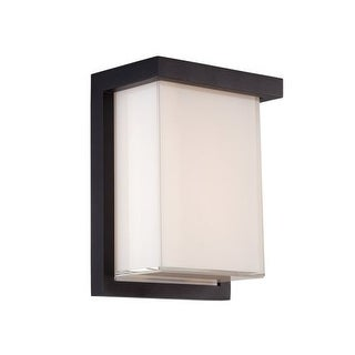Modern Forms WS-W1408 Ledge 1 Light LED ADA Compliant Outdoor Wall Sconce - 6 Inches Wide