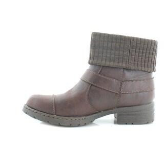 Born Womens Nisida Fabric Closed Toe Ankle Fashion Boots