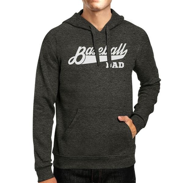 Shop Baseball Dad Hoodie Perfect Birthday Gift Ideas Pullover Fleece