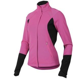 Pearl Izumi 2014/15 Women's Run Fly Softshell Jacket - 12231402 - raspberry rose