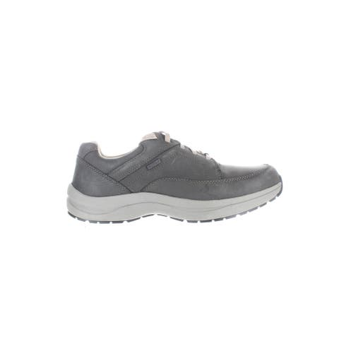 Dunham Mens Stephen Dark Olive Walking Shoes Size 8 (2E)