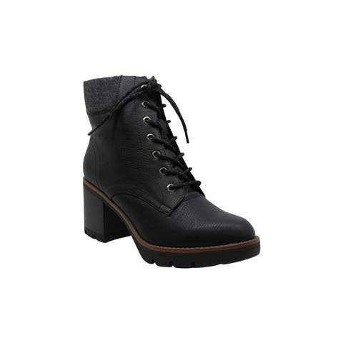 Naturalizer Women's Shoes Madalynn2 Closed Toe Ankle Fashion Boots