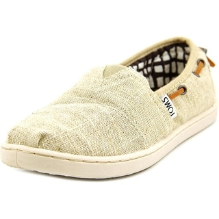 Toms Youth Bimini Round Toe Canvas Sneakers