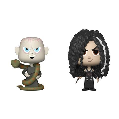 FunKo Vynl: Harry Potter Lord Voldemort & Bellatrix Lestrange Vinyl Figures