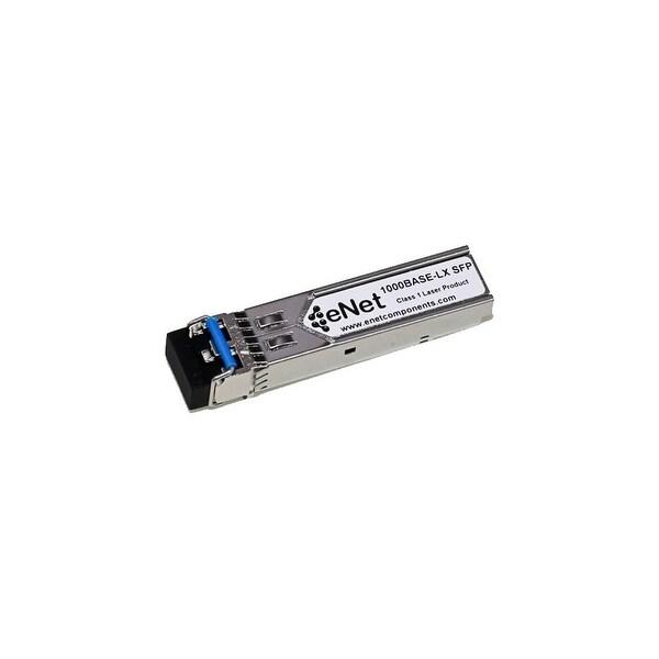 ENET AT-SPLX-ENC Allied Telesis AT-SPLX10 Compatible 1000BASE-LX SFP 1310nm 10km DOM Duplex LC MMF/SMF 100% Tested Lifetime
