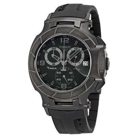 T-Race Chronograph Quartz Sport Men's Watch - N/A