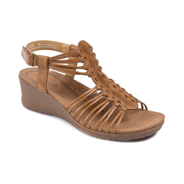 Baretraps Trudy Women's Sandals & Flip Flops Caramel