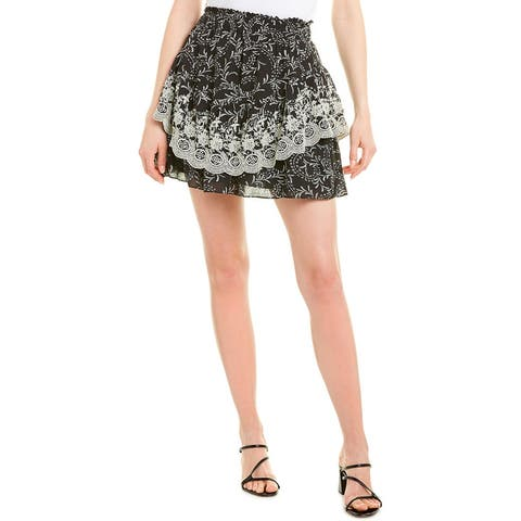 Joie Braylee A-Line Skirt