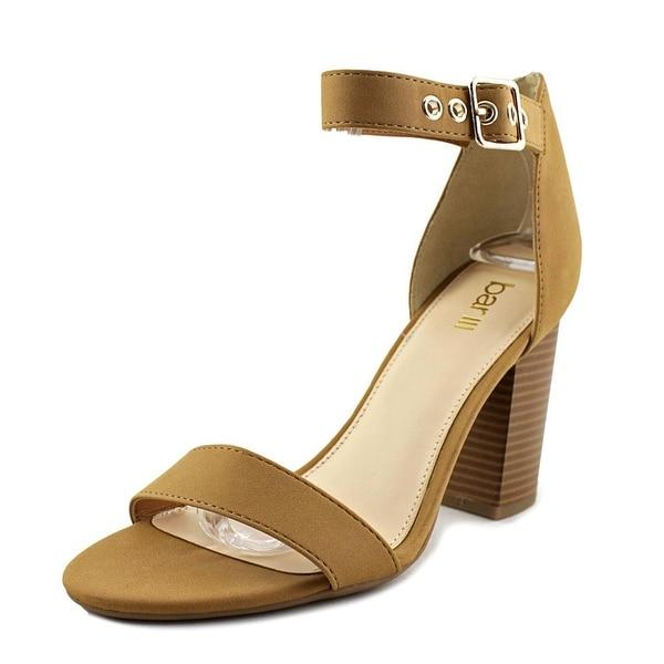 Bar III Mikayla Women Dark Tan Sandals
