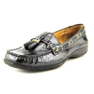 Array Cruise N/S Square Toe Patent Leather Loafer