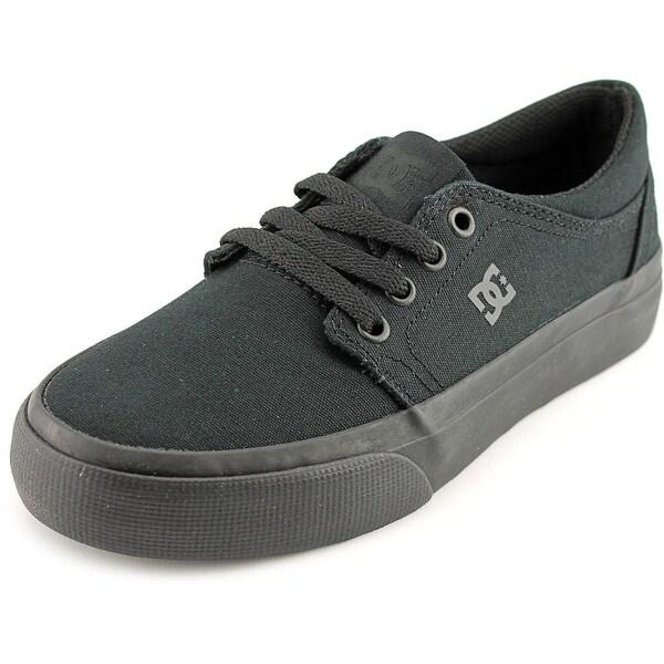 DC Shoes Trase TX Boy Black/Black/Black Athletic Shoes