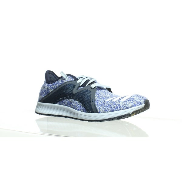 new styles 930f6 27af0 Adidas Womens Edge Lux 2 Blue Running Shoes Size 6.5