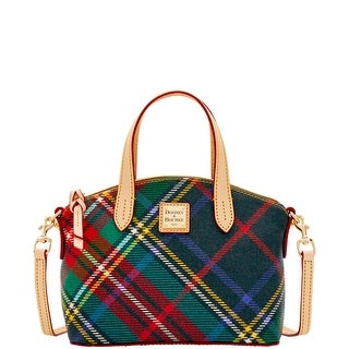 Dooney & Bourke DB Plaid Jacquard Ruby (Introduced by Dooney & Bourke at $158 in Nov 2016) - Charcoal
