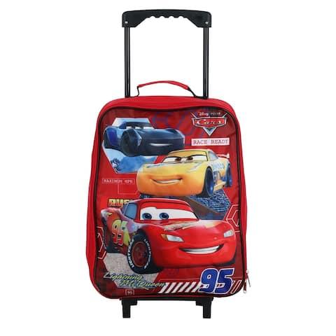Disney Kids Cars VC Rolling Luggage - N/A