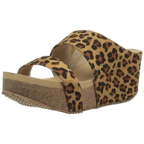 8b4adcd3e4 Shop Volatile Women's Rafaella Wedge Sandal - Free Shipping On ...