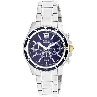 Invicta Men's Specialty 13974 Silver Stainless-Steel Diving Watch