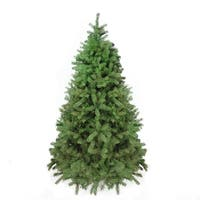 7.5' Noble Fir Full Artificial Christmas Tree - Unlit - green
