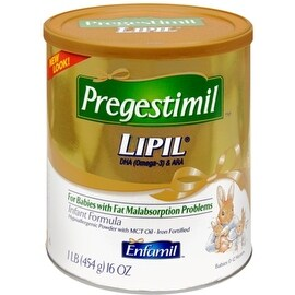 Pregestimil Lipil Powder 16 oz (4 options available)