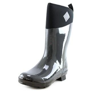 The Original Muck Boot Company Winter Wellie Mid Women Gray Rain Boot
