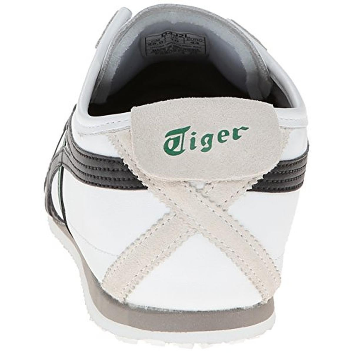 super cute e90b9 b8078 Shop Onitsuka Tiger Mens Mexico 66 Fashion Sneakers Leather Low Top - Free  Shipping On Orders Over  45 - Overstock - 13767565