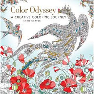 Color Odyssey - Sterling Publishing