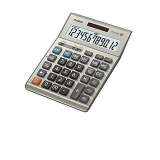 Casio - Dm-1200Bm - 12 Digit Desk Top Calculator