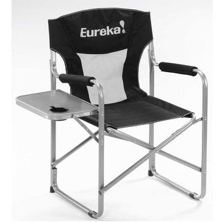 Eureka Quick Set Directoru0027s Chair With Side Table