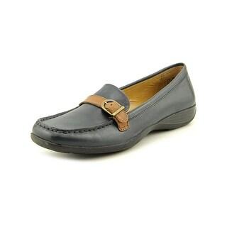 Array Windsor N/S Moc Toe Leather Loafer