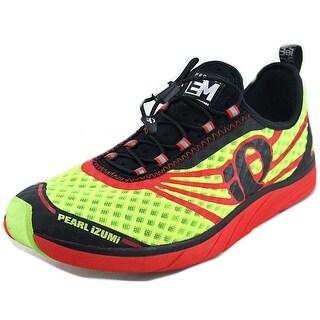Pearl Izumi Tri N1 Men Round Toe Synthetic Yellow Running Shoe