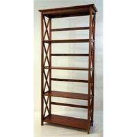 Yu Shan CO USA Ltd 324-54 Montego 5 tier Bookcase  Walnut
