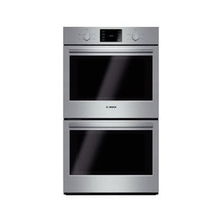 Bosch HBL5551UC 30 Inch Double Wall Oven with EcoClean? - Stainless Steel