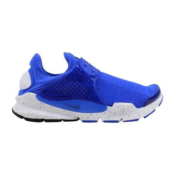 size 40 2a417 057e5 Nike Sock Dart SE Racer Blue Racer Blue-White 833124-401 Men