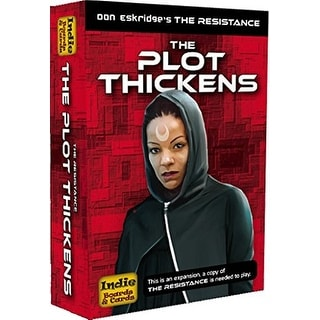 The Resistance - The Plot Thickens Game
