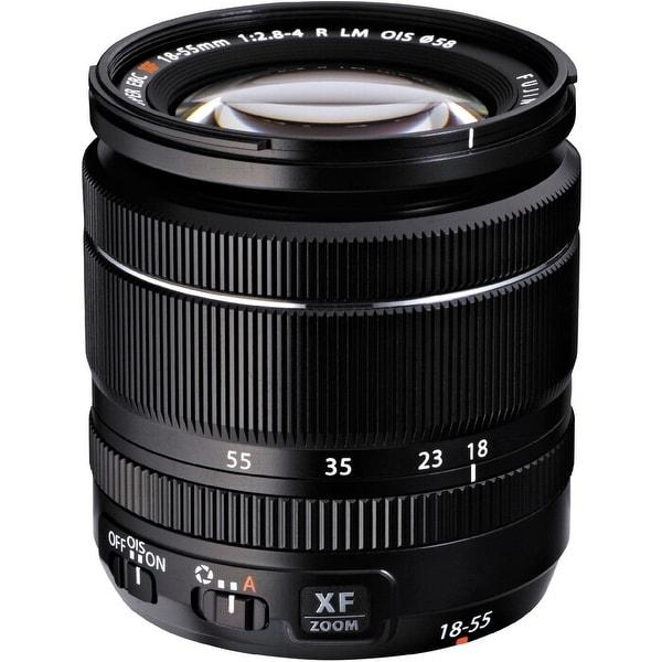 Fujifilm XF 18-55mm f/2.8-4 R LM OIS Zoom Lens (International Model)