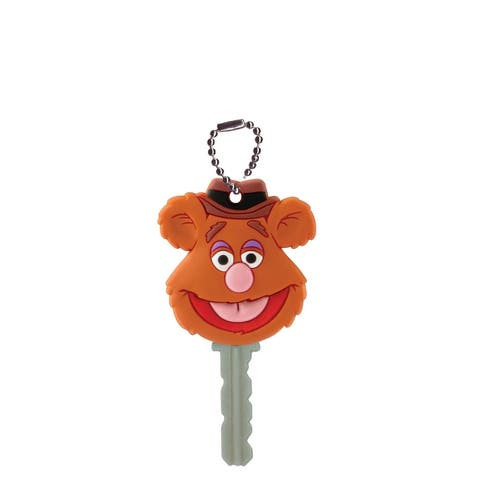Disney Soft Touch Key Cover Muppets Fozzie Bear - Multi