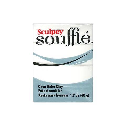 Polyform Sculpey Souffle Clay 1.7oz Igloo