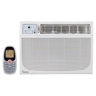 Impecca IWA25KS30 25000 BTU 240 Volt Window Air Conditioner with 3 Fan Speeds an - White - N/A