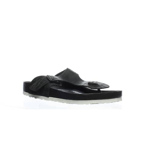 Birkenstock Womens Ramses Black Sandals EUR 42